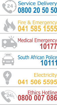 NMB Emergency numbers