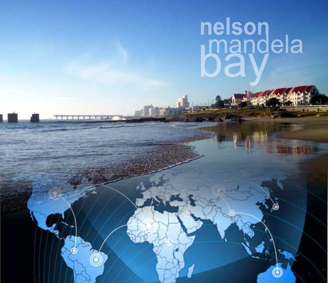 Nelson Mandela Bay - International relations